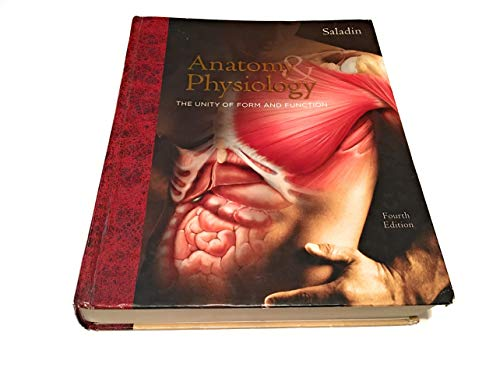 9780072875065: Anatomy & Physiology: The Unity of Form and Function