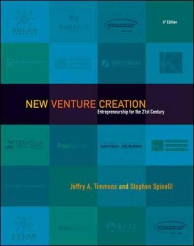 9780072875706: New Venture Creation: Entrepreneurship for the 21st Century with PowerWeb and New Business Mentor CD