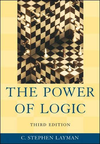 9780072875874: The Power of Logic