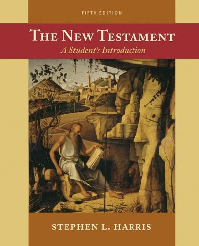 9780072876017: The New Testament: A Student's Introduction
