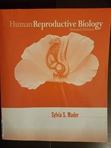9780072876611: Human Reproductive Biology: Second Edition
