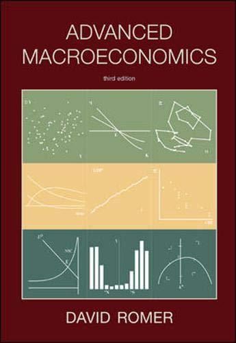 9780072877304: Advanced Macroeconomics