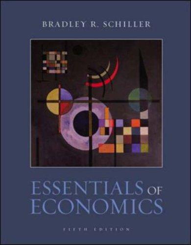 9780072877472: Essentials of Economics