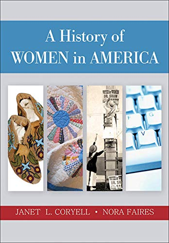9780072878134: A History of Women in America