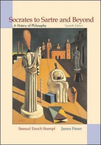 9780072878295: Socrates to Sartre and Beyond: A History of Philosophy with Free Philosophy PowerWeb