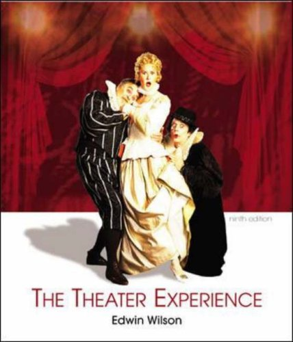 9780072878363: The Theater Experience w/CD-ROM & Theater Goers Guide