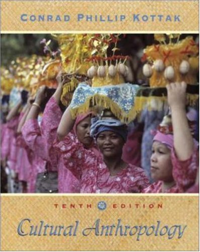9780072878370: Cultural Anthropology with Student Atlas and PowerWeb