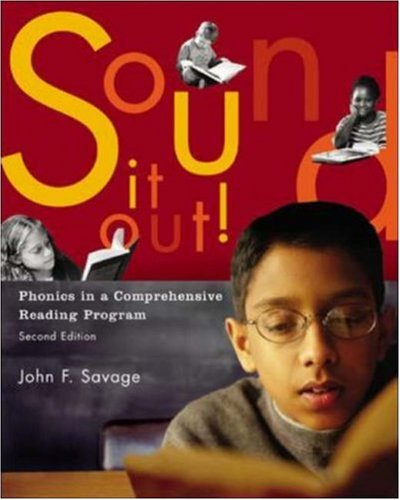 9780072878448: Sound It Out! Phonics in a Comprehensive Reading Program with Phonics Tutorial CD-ROM
