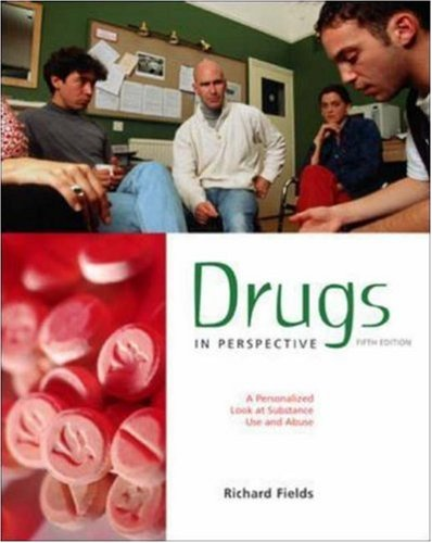 9780072878547: Drugs In Perspective with PowerWeb