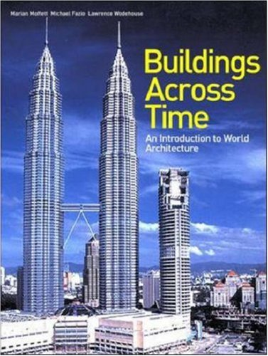 9780072878646: Buildings across Time with CD-ROM