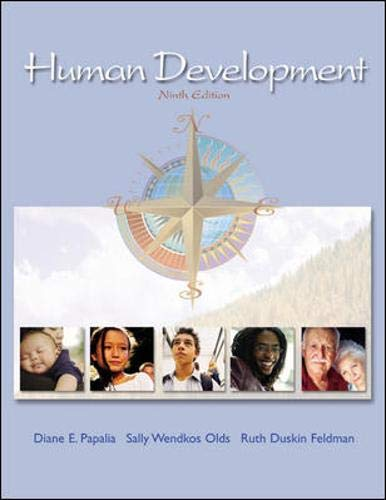9780072878691: Human Development with Student CD and PowerWeb