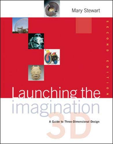 Launching the Imagination 3D + CC CD-ROM v3.0 (0072878754) by Stewart, Mary