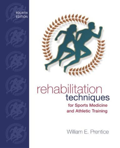 9780072878851: MP Rehab Tech Sports Med Athl Train