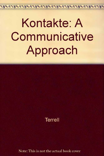9780072879735: Kontakte: A Communicative Approach