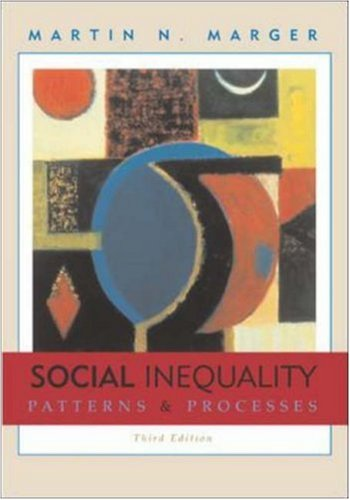 9780072880410: Social Inequality: Patterns and Processes