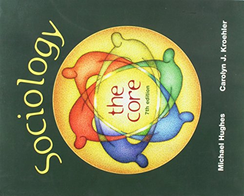 9780072880557: Sociology: The Core