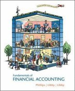 Fundamentals of Financial Accounting: Fred Phillips, Robert