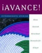 9780072881813: ¡Avance! Intermediate Spanish Student Edition