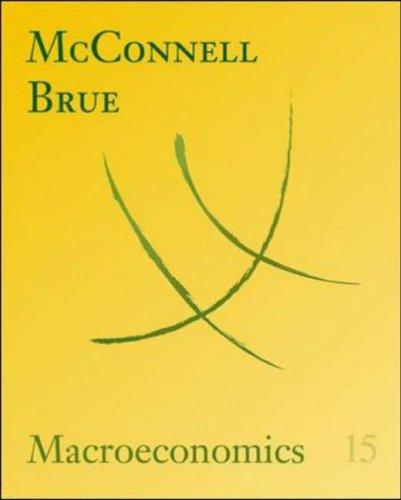 9780072881981: Macroeconomics + Code Card for DiscoverEcon Online + Solman DVD