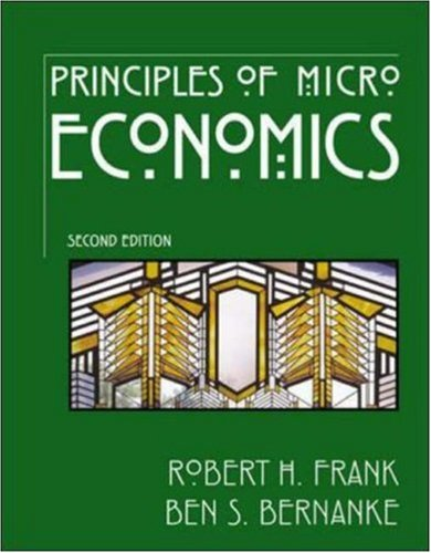 9780072882469: Principles of Microeconomics+ DiscoverEcon Code Card