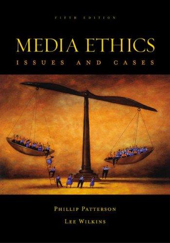 9780072882599: Media Ethics (NAI)