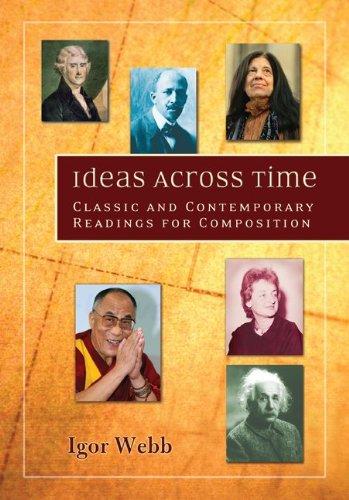 9780072882612: Ideas across Time