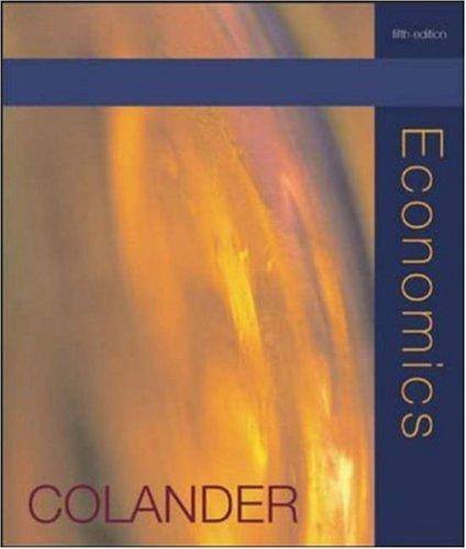 9780072884067: Economics