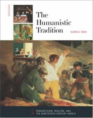9780072884890: The Humanistic Tradition, Book 5 (Bk. 5)