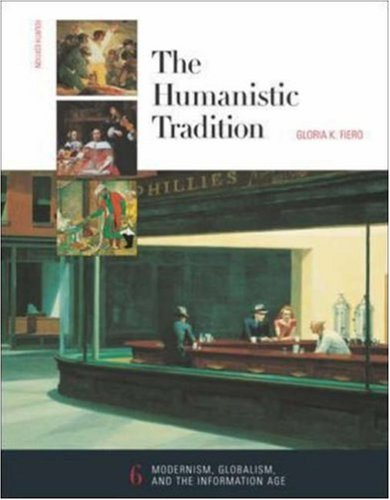 9780072884906: The Humanistic Tradition, Book 6 (The Humanistic Tradtion)