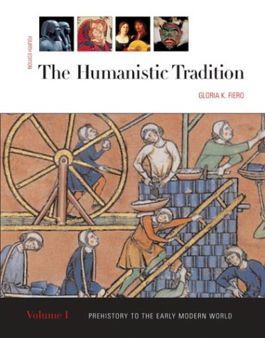 9780072885491: The Humanistic Tradition, Vol. 1