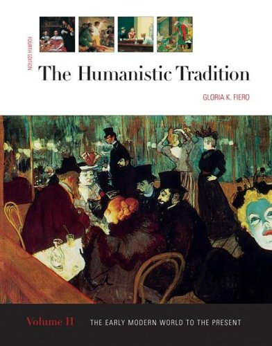 9780072885507: The Humanistic Tradition, Vol. 2 Reprint