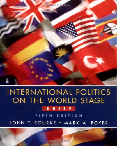 9780072885699: International Politics on the World Stage, Brief