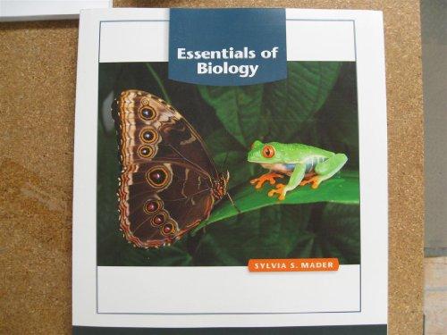 9780072886160: Essentials of Biology