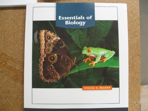 9780072886160: Essentials of Biology