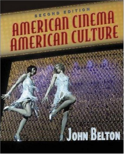 9780072886276: American Cinema/American Culture
