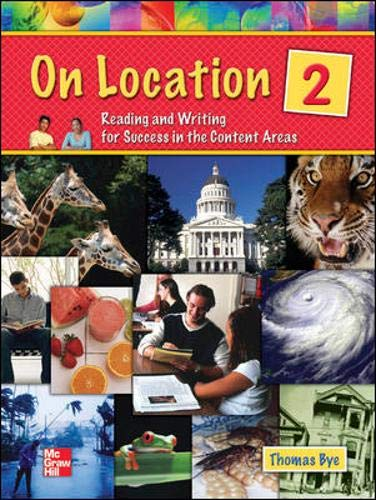 9780072886771: On Location - Level 2 Student Book: Reading and Writing for Success in the Content Areas