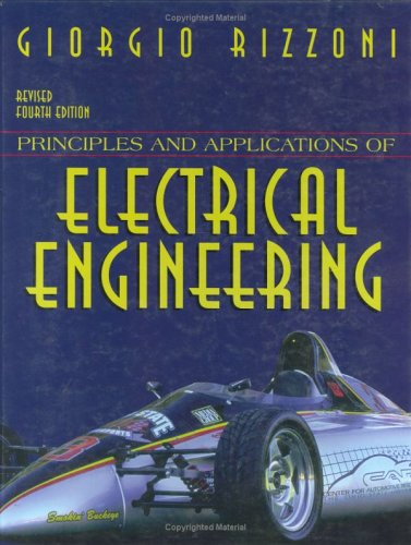 Principles and Applications of Electrical Engineering: Giorgio Rizzoni