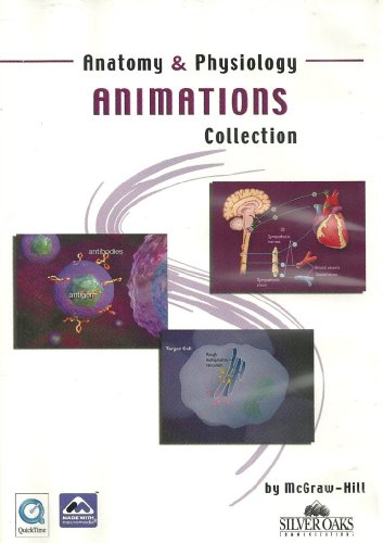 9780072889901: Anatomy & Physiology Animations Collection