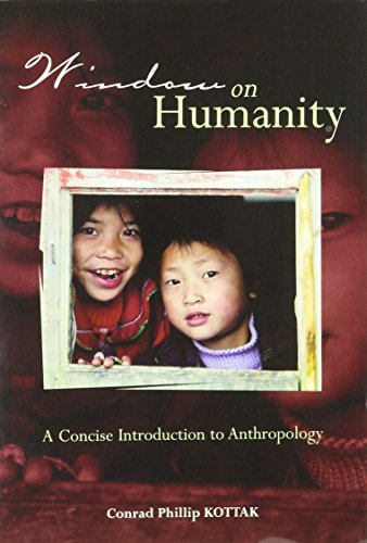 9780072890280: Window on Humanity: A Concise Introduction to Anthropology