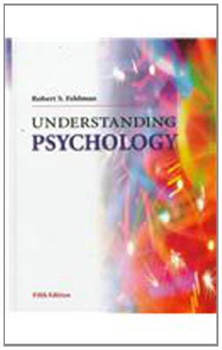 9780072891461: Understanding Psychology