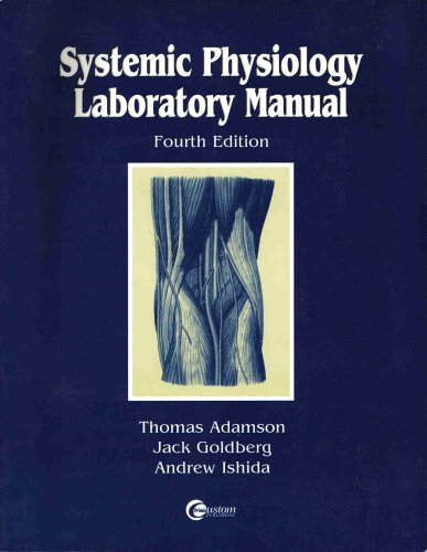 9780072891522: Systemic Physiology Laboratory Manual