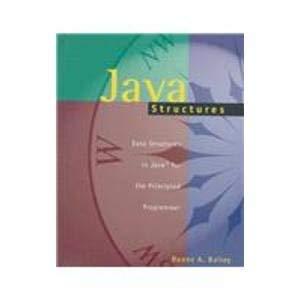 9780072891799: Java Structures