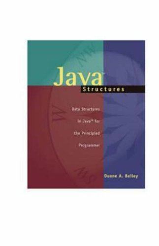 9780072891799: Java Structures Data Structures in Java