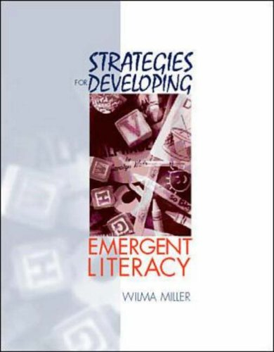 9780072893724: Strategies for Developing Emergent Literacy