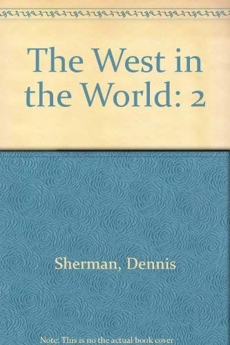 9780072895414: The West in the World
