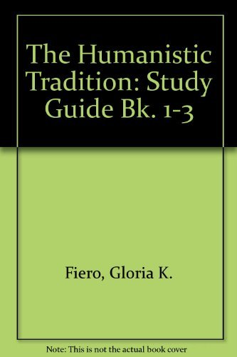 9780072895919: Study Guide: Books 1-3 for use with The Humanistic Tradition