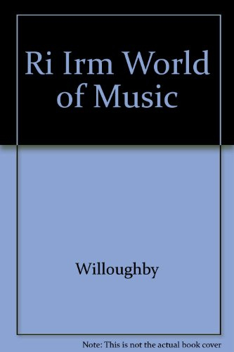 9780072896404: Ri Irm World of Music