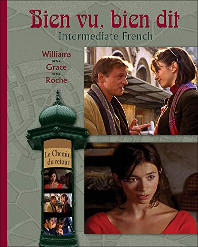 9780072897593: Bien vu, bien dit: Intermediate French (McGraw-Hill World Languages)