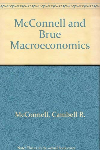 Macroeconomics, 14th edition (Study Guide): Cambell R. McConnell