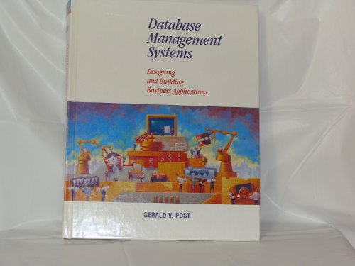 9780072898934: Database Management Systems: Designing and Building Business Applications